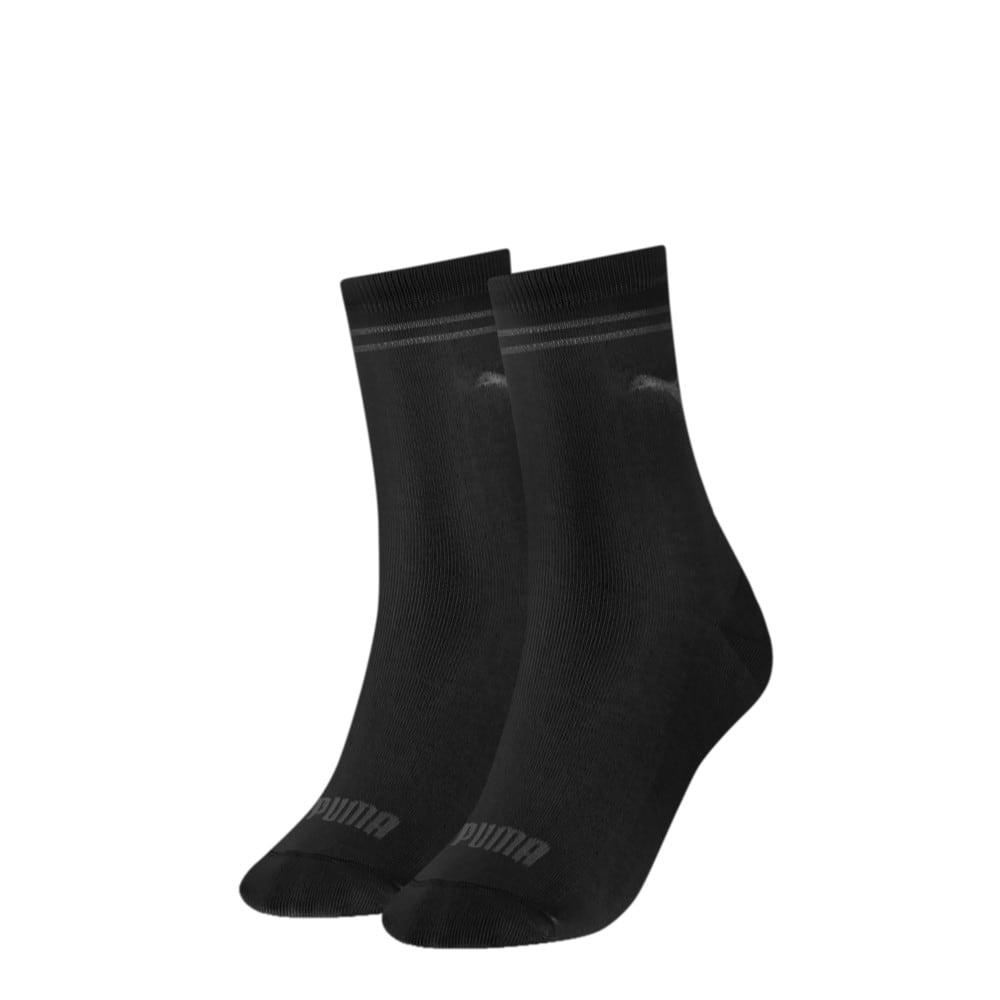 Зображення Puma Шкарпетки Women's Socks 2 pack #1: black
