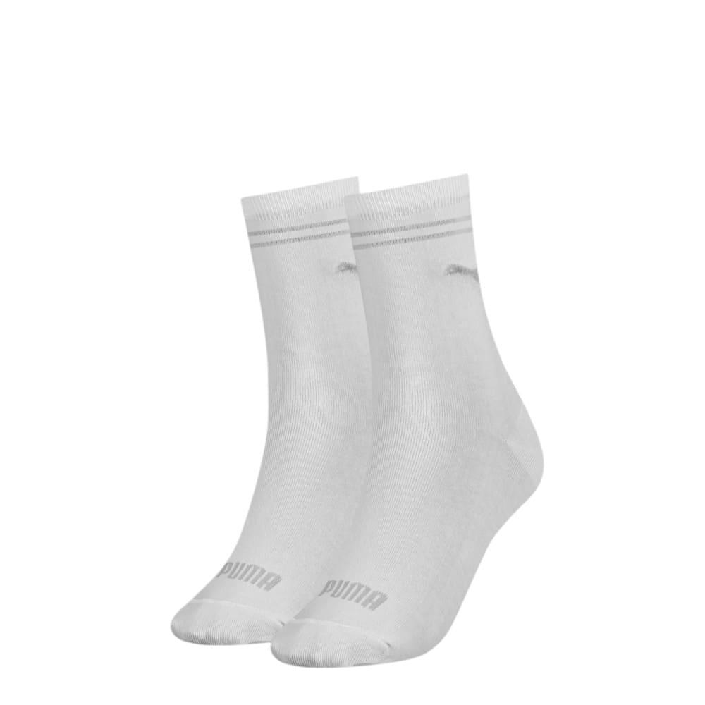 Изображение Puma Носки Women's Socks 2 pack #1: White