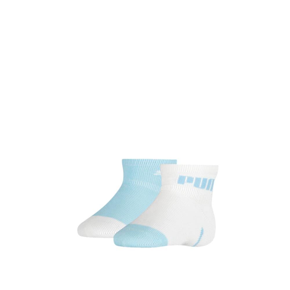 Изображение Puma Носки Baby Mini Cats Lifestyle Socks 2pack #1: powder blue