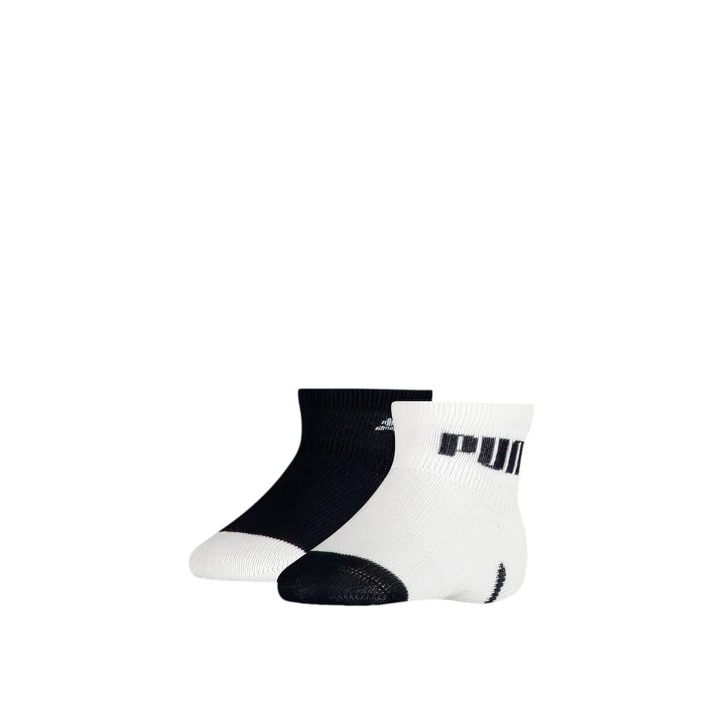 Изображение Puma Носки Baby Mini Cats Lifestyle Socks 2pack #1: new navy / white