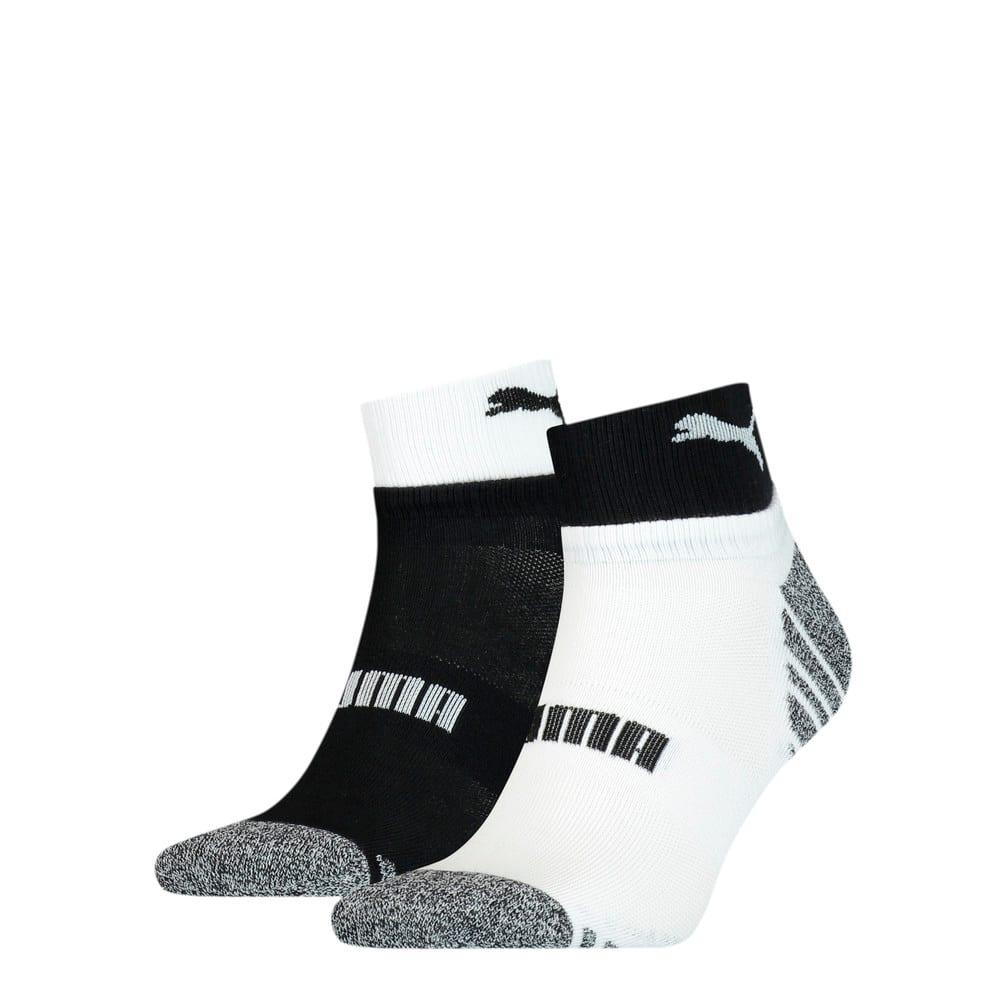 Изображение Puma Носки Men's Seasonal Quarter Socks 2 Pack #1