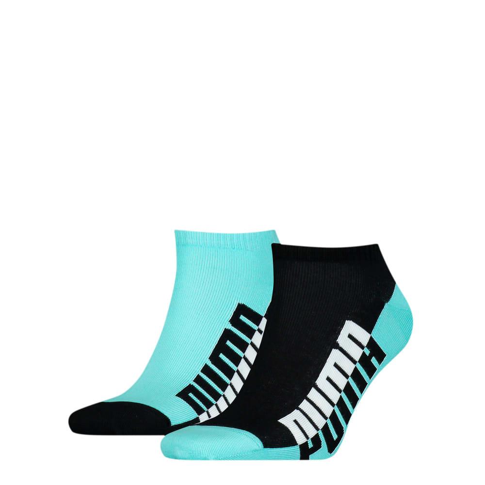 Зображення Puma Шкарпетки Men's Seasonal Sneaker Socks 2pack #1: blue / black