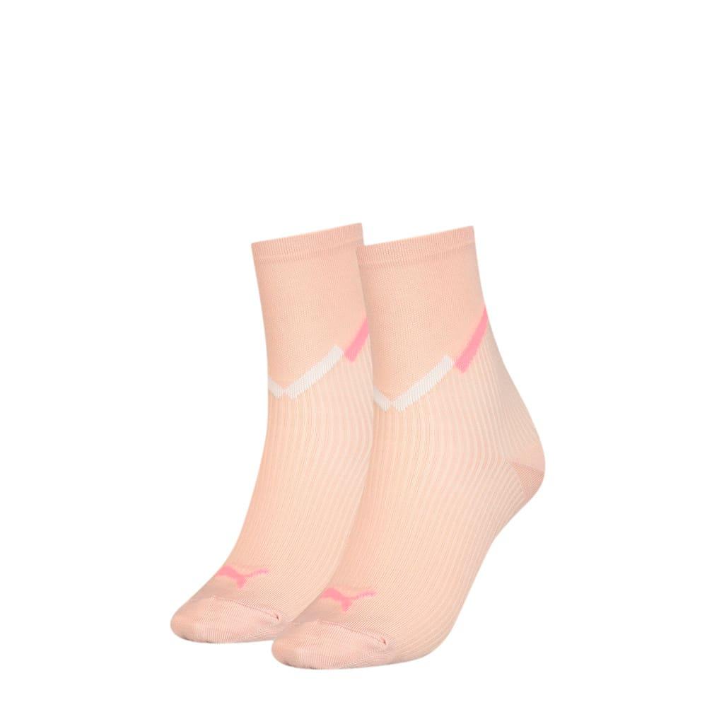 Зображення Puma Шкарпетки Women's Seasonal Socks 2pack #1: neon pink