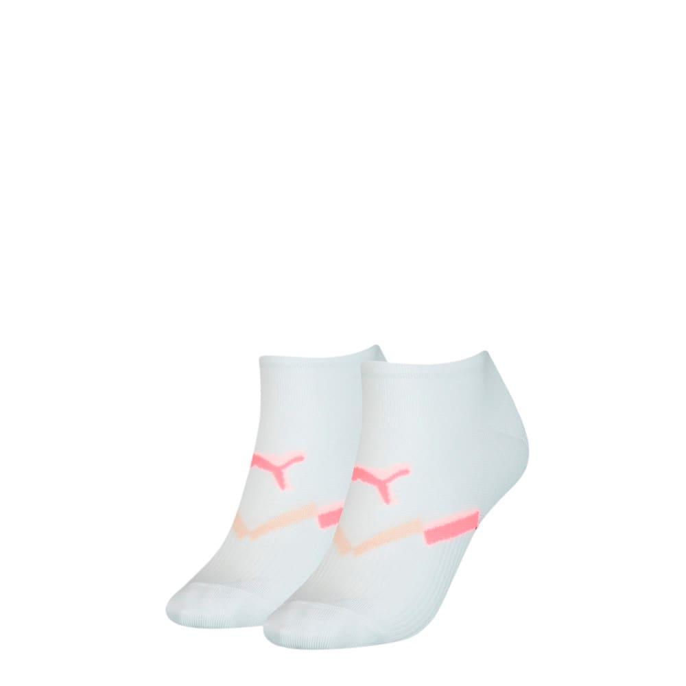 Зображення Puma Шкарпетки Women's Seasonal Sneaker Socks 2pack #1: White