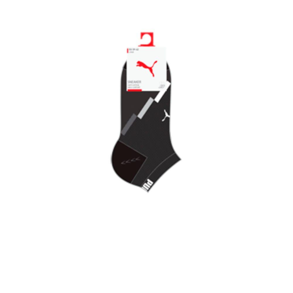 Зображення Puma Шкарпетки Women's Seasonal Sneaker Socks 2pack #2: black