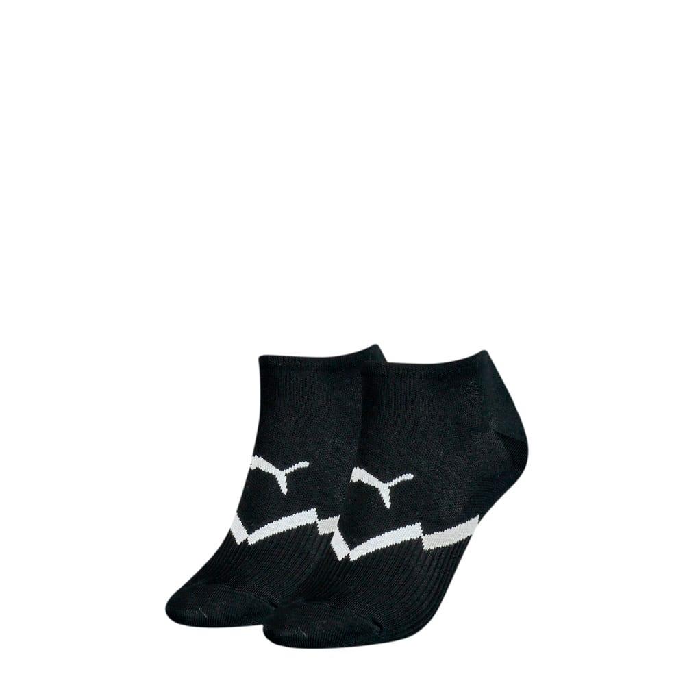 Зображення Puma Шкарпетки Women's Seasonal Sneaker Socks 2pack #1: black