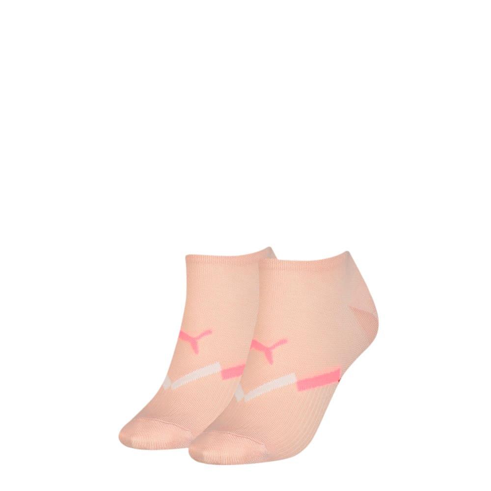 Зображення Puma Шкарпетки Women's Seasonal Sneaker Socks 2pack #1: neon pink