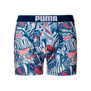 Image PUMA Cueca Boxer Estampada