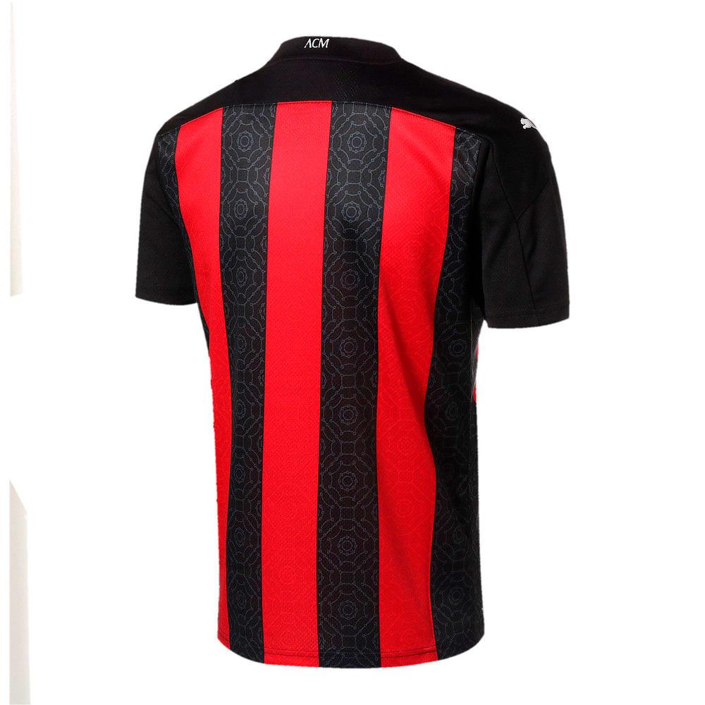 Image Puma AC Milan Men's Home Replica Jersey #2