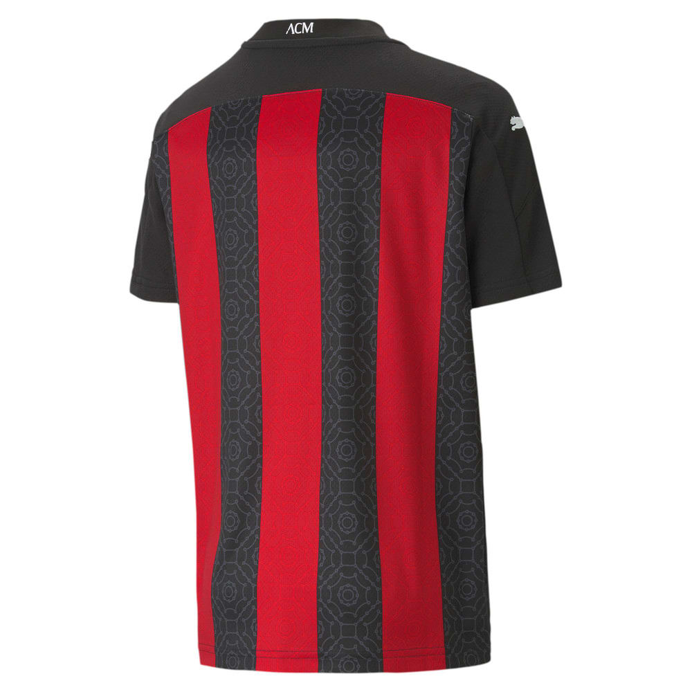 Image Puma AC Milan Home Replica Jersey Jr #2