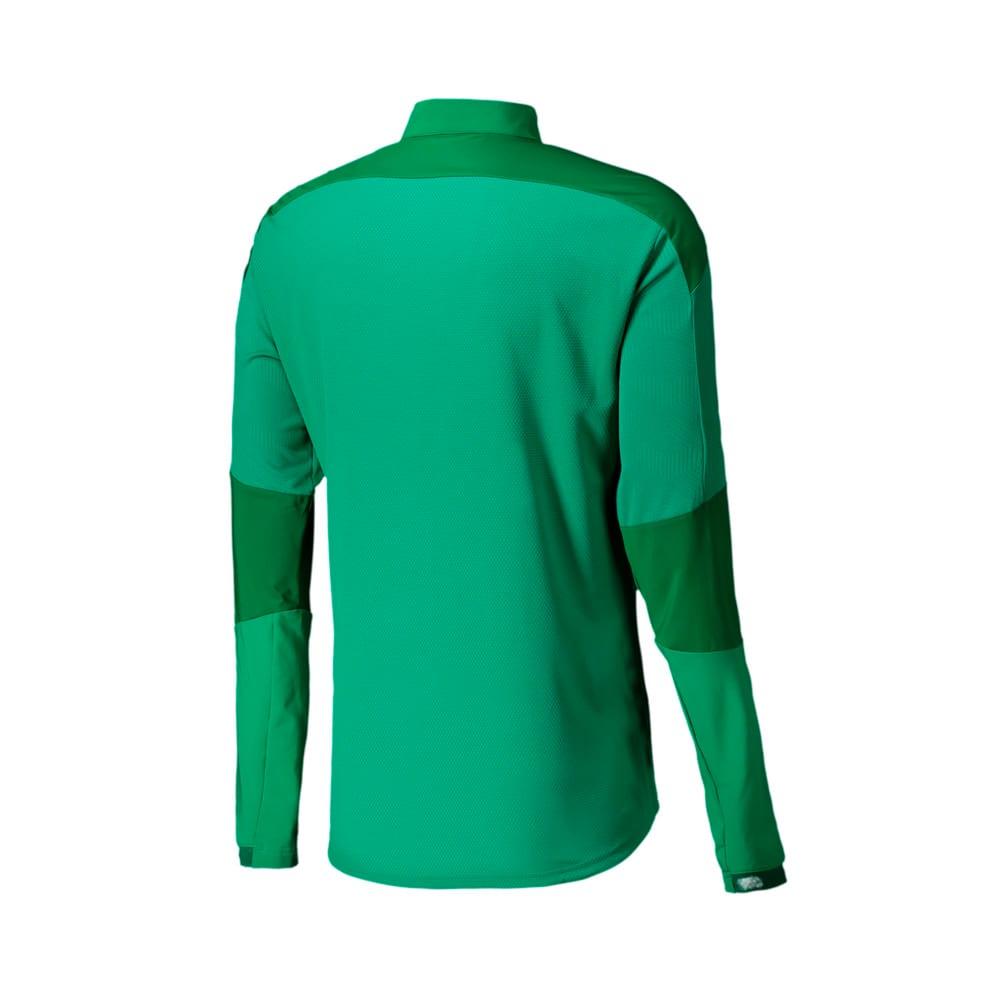 Image Puma Mamelodi Sundowns Quarter-Zip  Men's Football Top #2