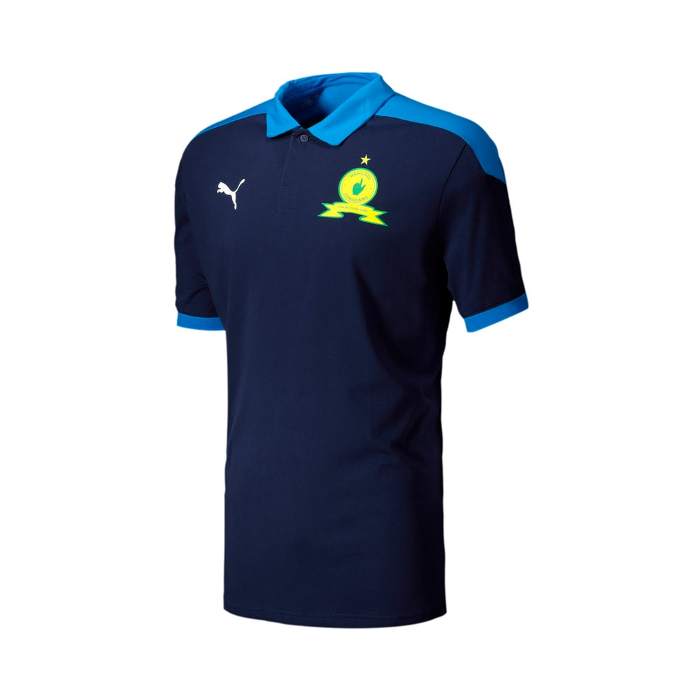 Image Puma Mamelodi Sundowns Men's Football Polo Shirt #1