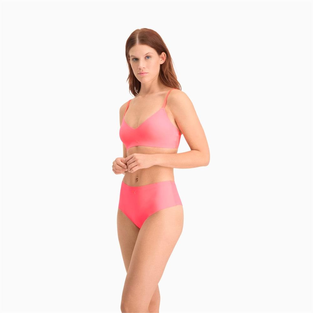 Изображение Puma Бра Women's 2nd Skin Soft Padded Bra 1 Pack #2