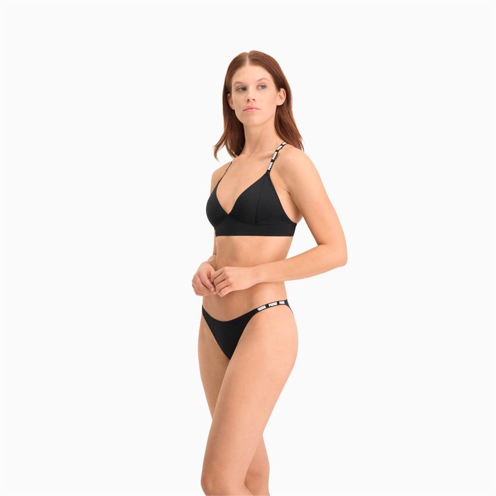 Изображение Puma Нижнее белье Women's Bikini Underwear 2pack #2