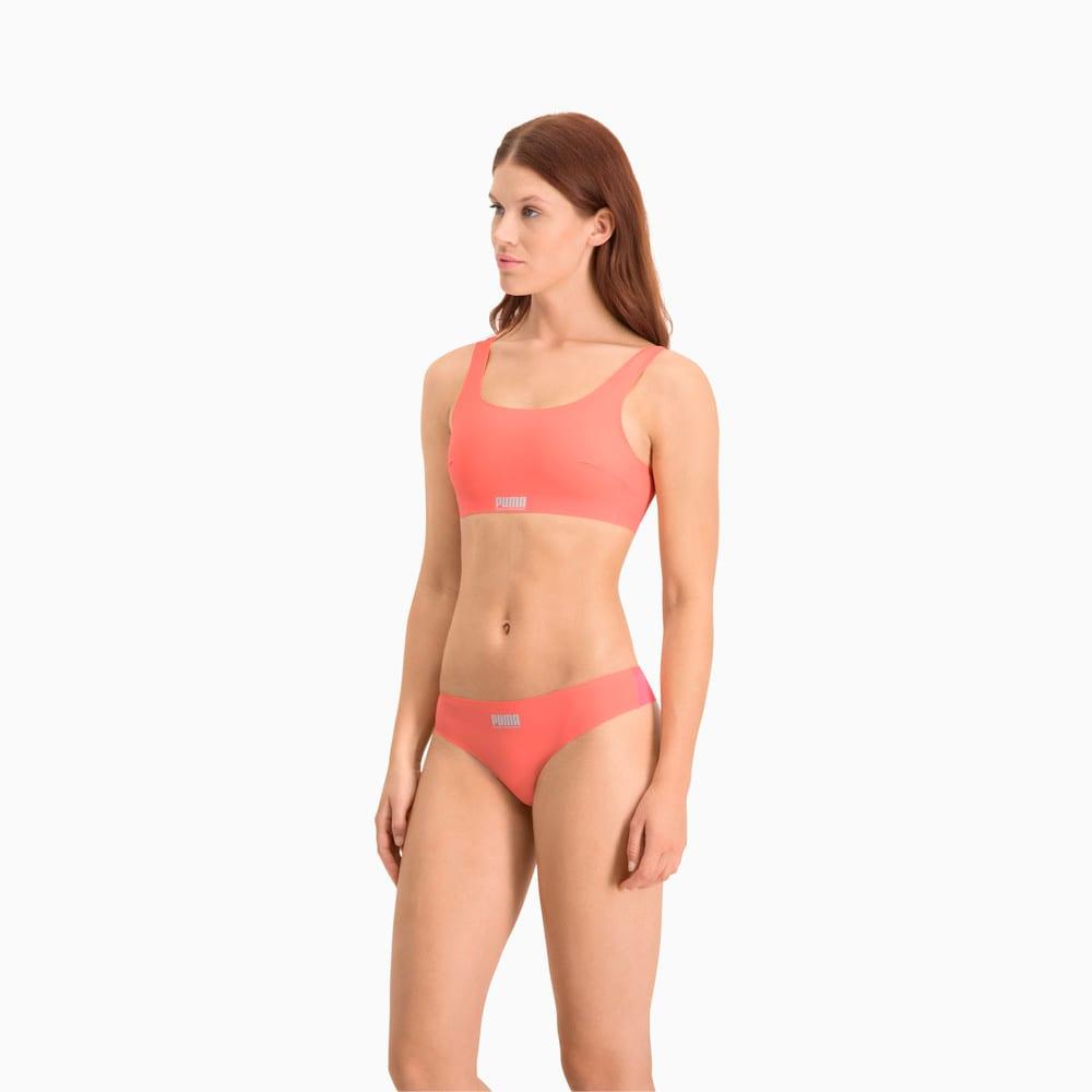Зображення Puma Спідня білизна Women's Sporty Mesh Brazilian 2pack #2: pink
