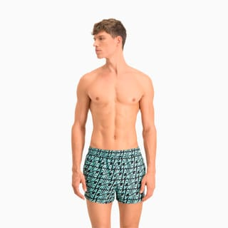 Зображення Puma Плавальні шорти Swim Men's Wave All-Over-Print Short Swimming Shorts