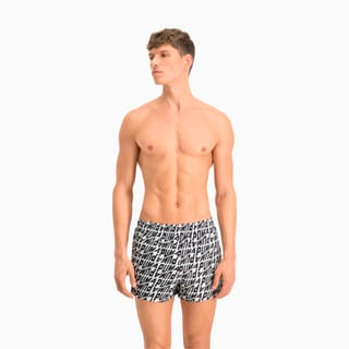 Изображение Puma Шорты для плавания Swim Men's Wave All-Over-Print Short Swimming Shorts