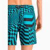 Зображення Puma Плавальні шорти Swim Men's PsyGeo All-Over-Print Mid Swimming Shorts #5: blue combo