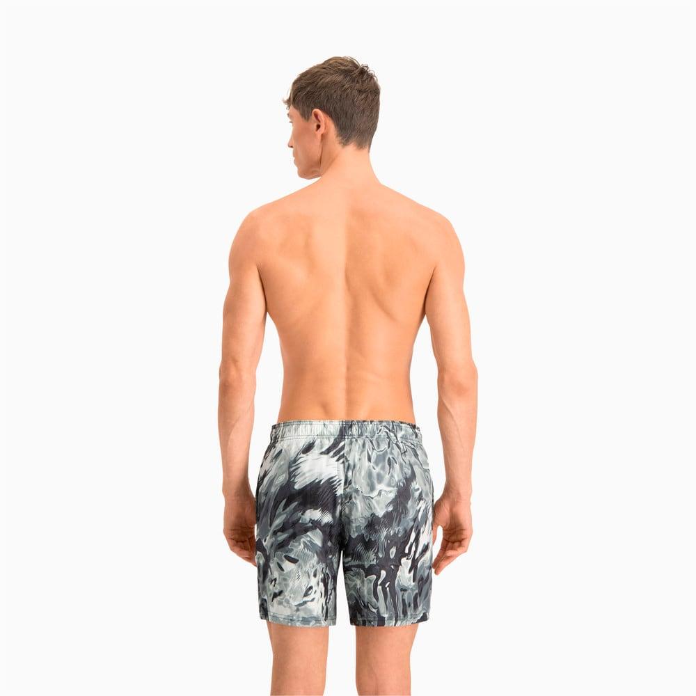 Зображення Puma Плавальні шорти Swim Men's Reflection All-Over-Print Mid Shorts #2: black combo