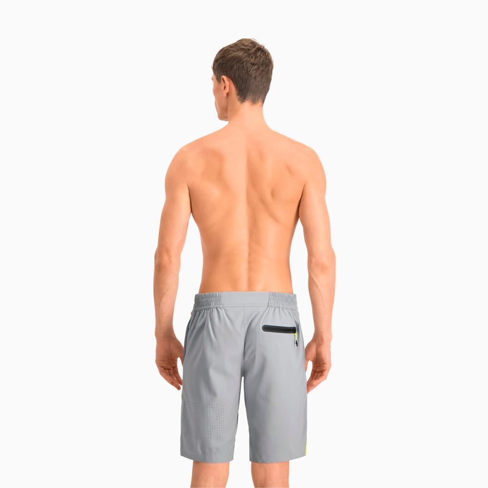 Изображение Puma Шорты для плавания Swim Men's Laser Cut Long Shorts #2
