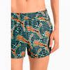 Изображение Puma Шорты для плавания Swim Men's Cat Logo All-Over-Print Short Shorts #4