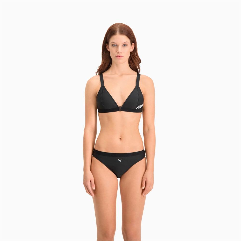 Изображение Puma Топ для плавания Swim Women's Scuba Top #1: black