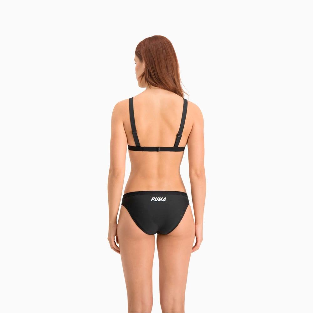 Изображение Puma Топ для плавания Swim Women's Scuba Top #2: black