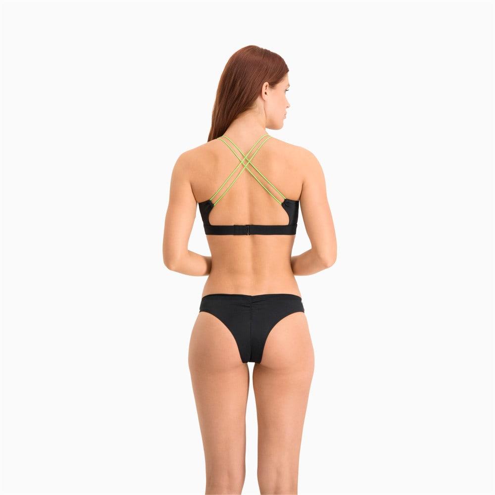 Зображення Puma Топ Swim Women's High Neck Top #2: black combo