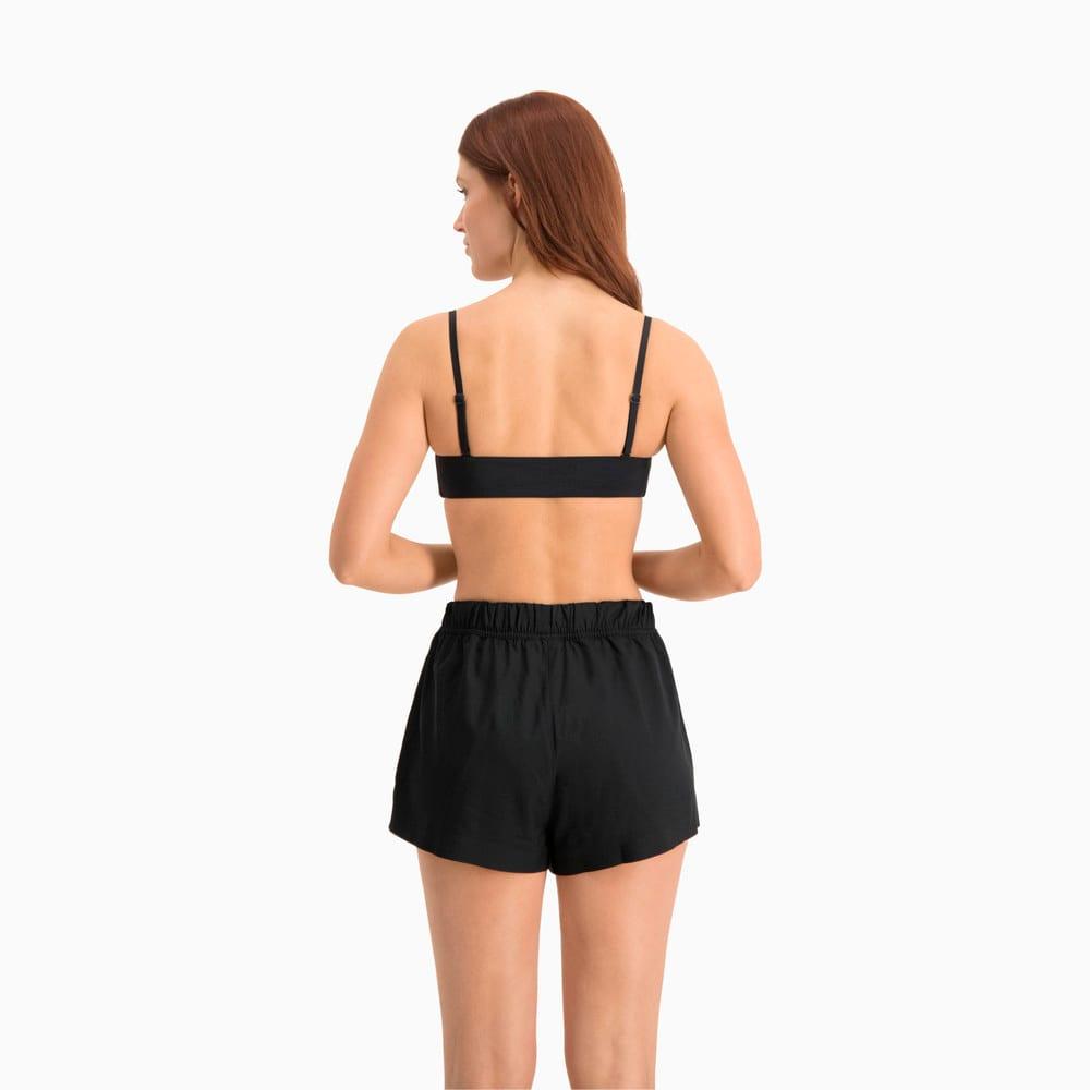 Изображение Puma Шорты для плавания Swim Women's High Waist Shorts #2: black combo