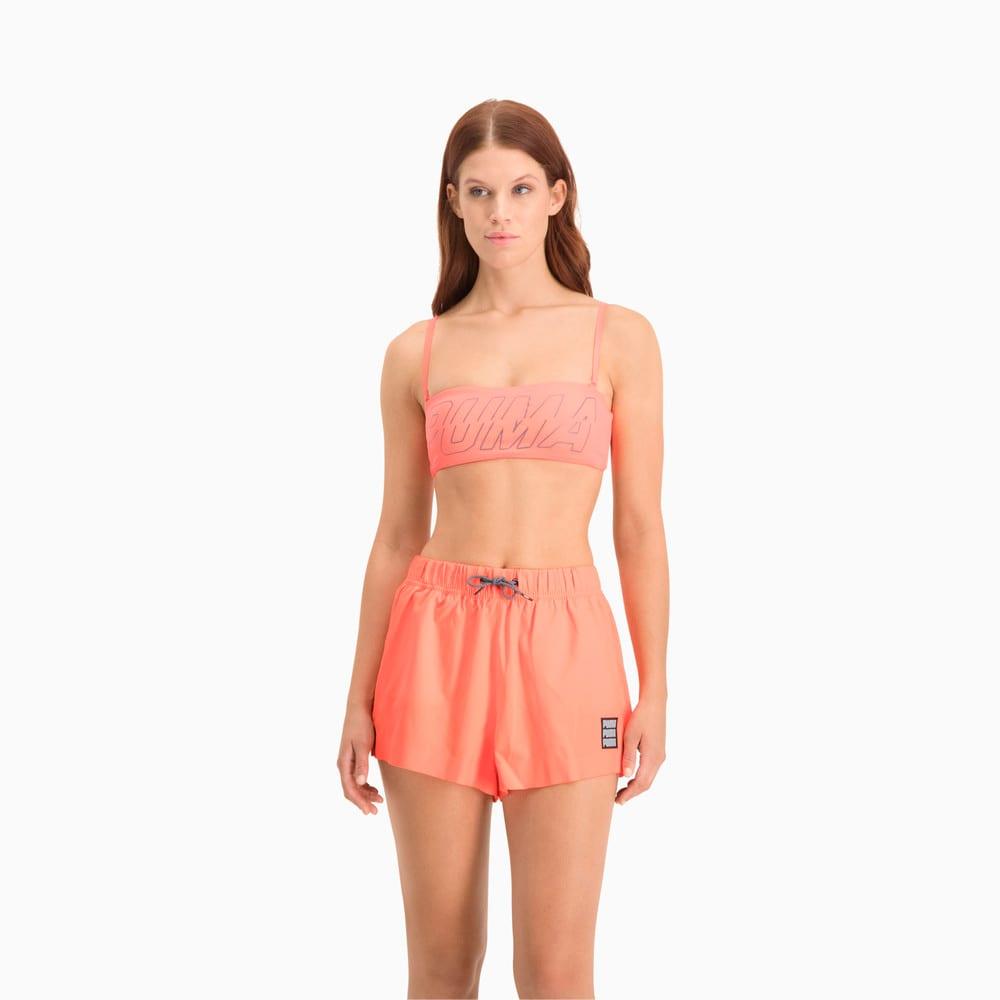 Зображення Puma Плавальні шорти Swim Women's High Waist Shorts #1: pink