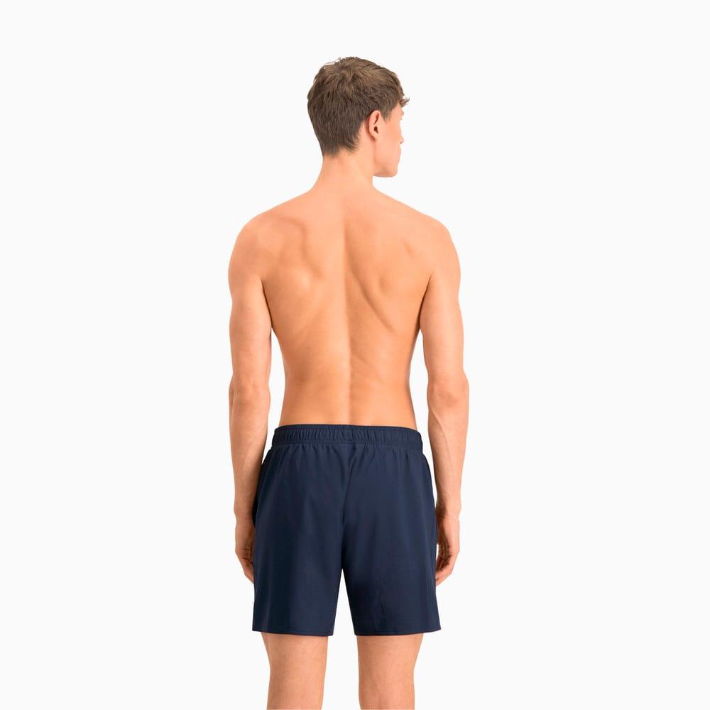 Изображение Puma Шорты для плавания Swim Men's Mid Shorts #2: navy