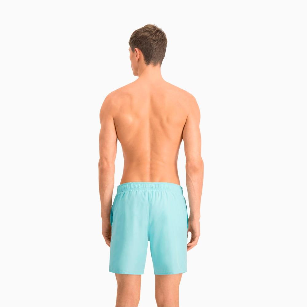 Зображення Puma Плавальні шорти PUMA SWIM MEN MID SHORTS 1P #2: Angel Blue