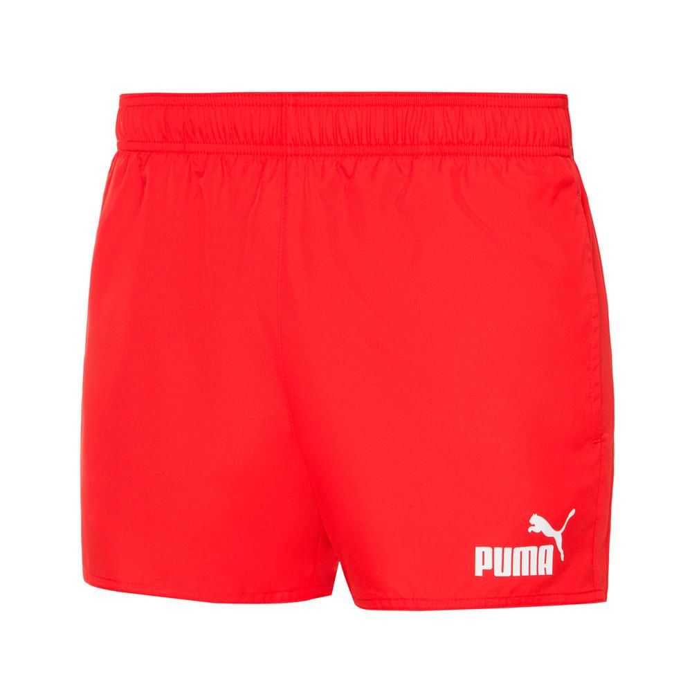Зображення Puma Плавальні шорти PUMA MEN SWIM SHORT SHORTS 1 #1: Red