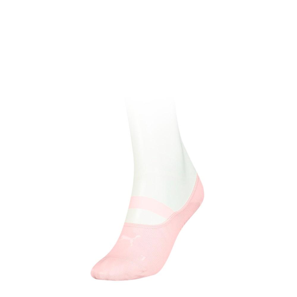 Изображение Puma Носки Women's Footies Studio; 1 пара #1: pink