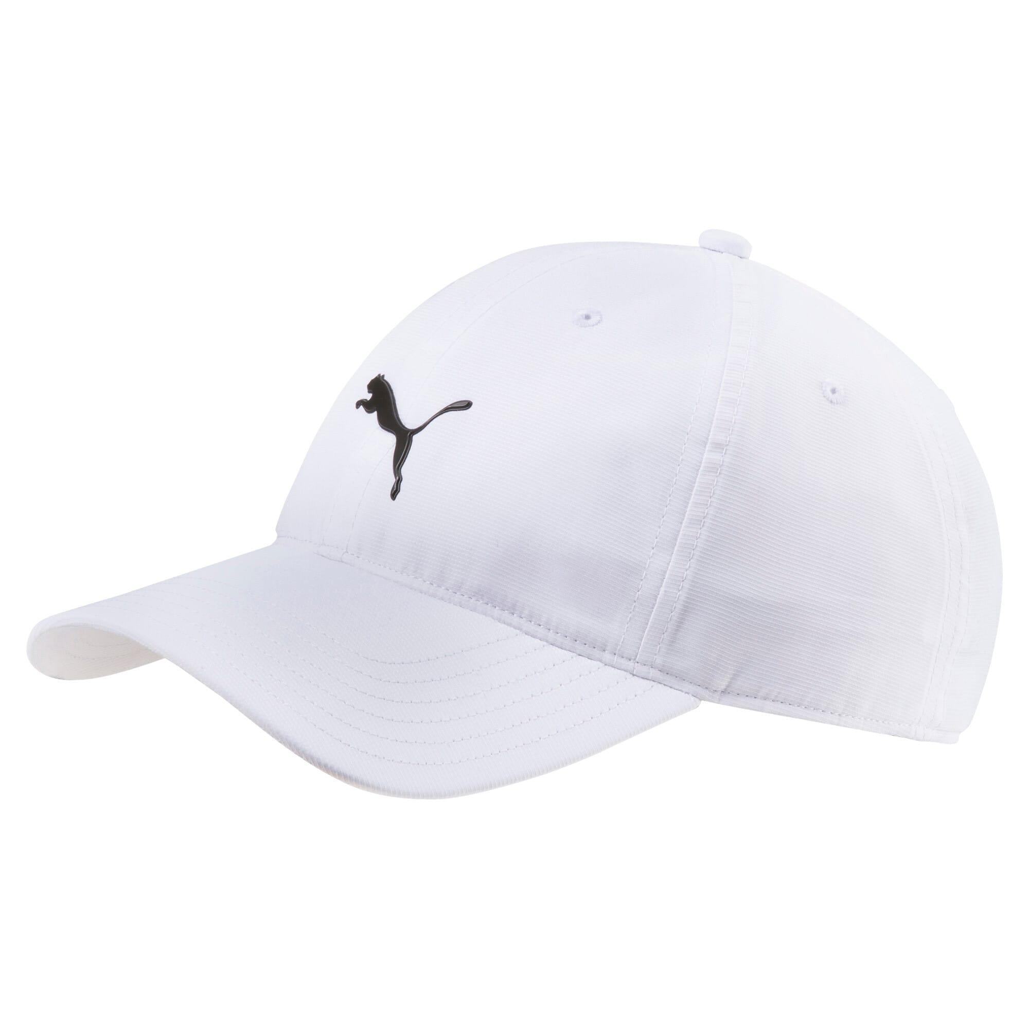 Thumbnail 1 of Golf Men's Pounce Adjustable Cap, Bright White, medium