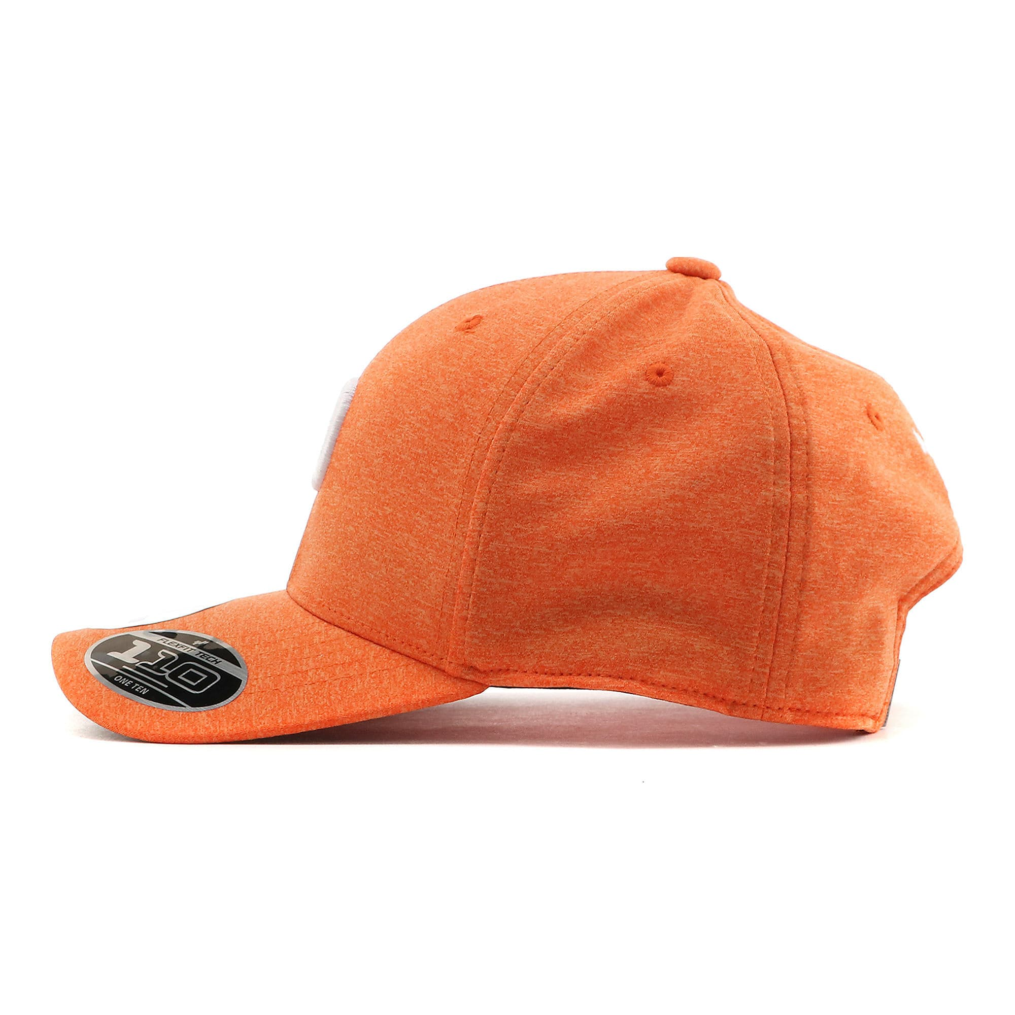 Thumbnail 3 of ゴルフ Pマークスナップバックキャップ, Vibrant Orange, medium-JPN