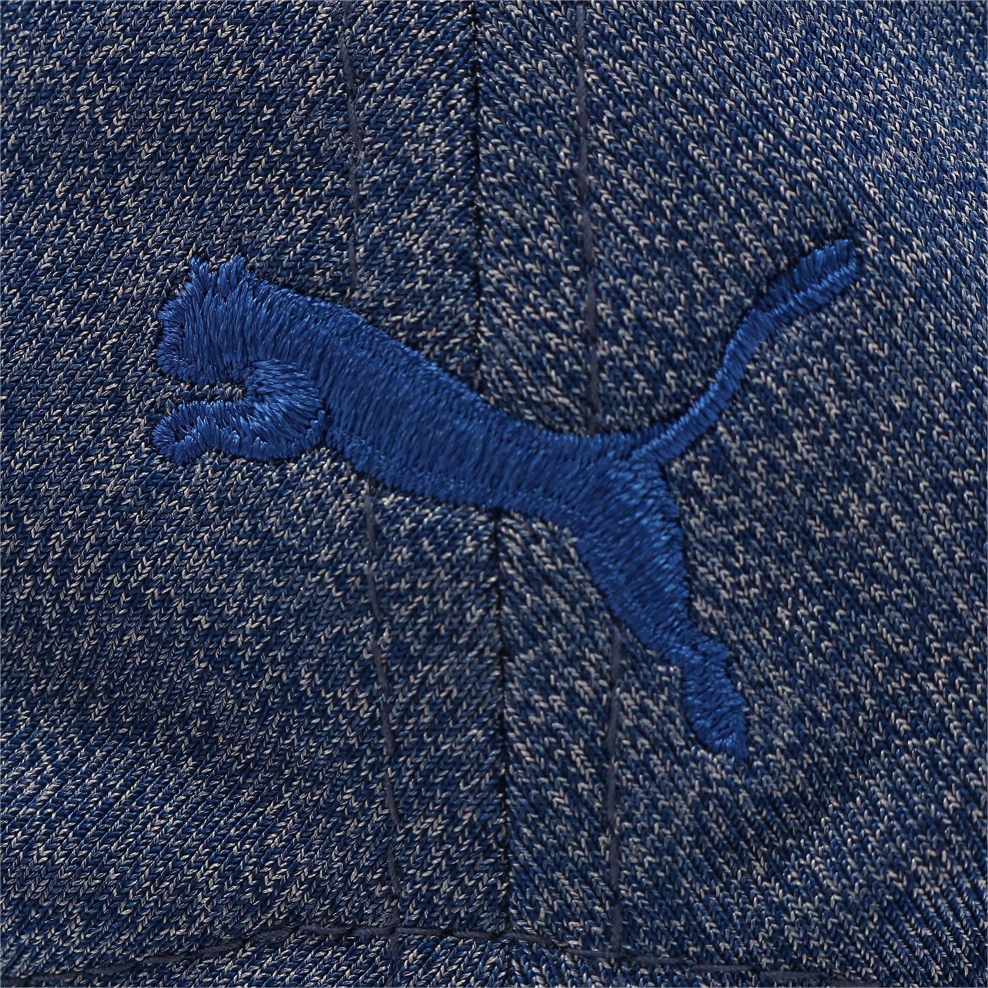 Thumbnail 3 of ゴルフ Pマークスナップバックキャップ, Peacoat-Dazzling Blue, medium-JPN