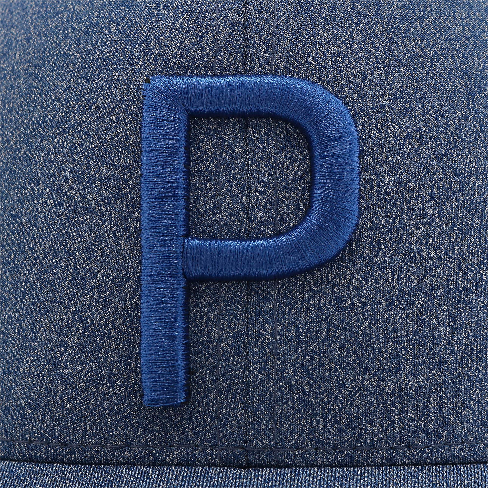 Thumbnail 5 of ゴルフ Pマークスナップバックキャップ, Peacoat-Dazzling Blue, medium-JPN