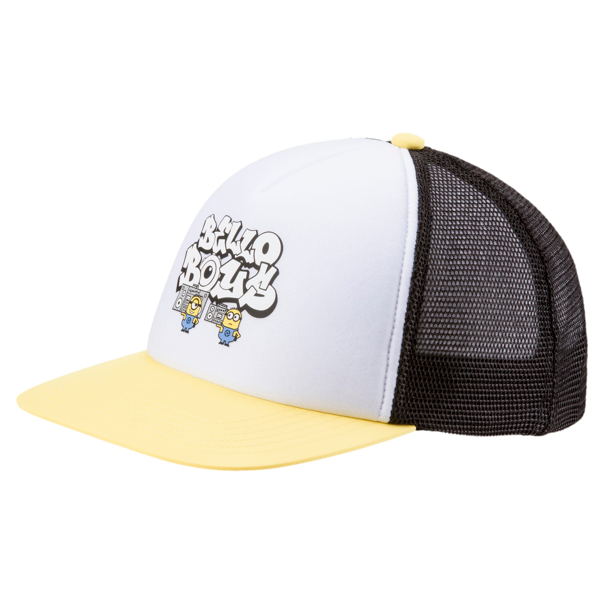 Thumbnail 1 of Minions Trucker Hat, Minion Yellow, medium