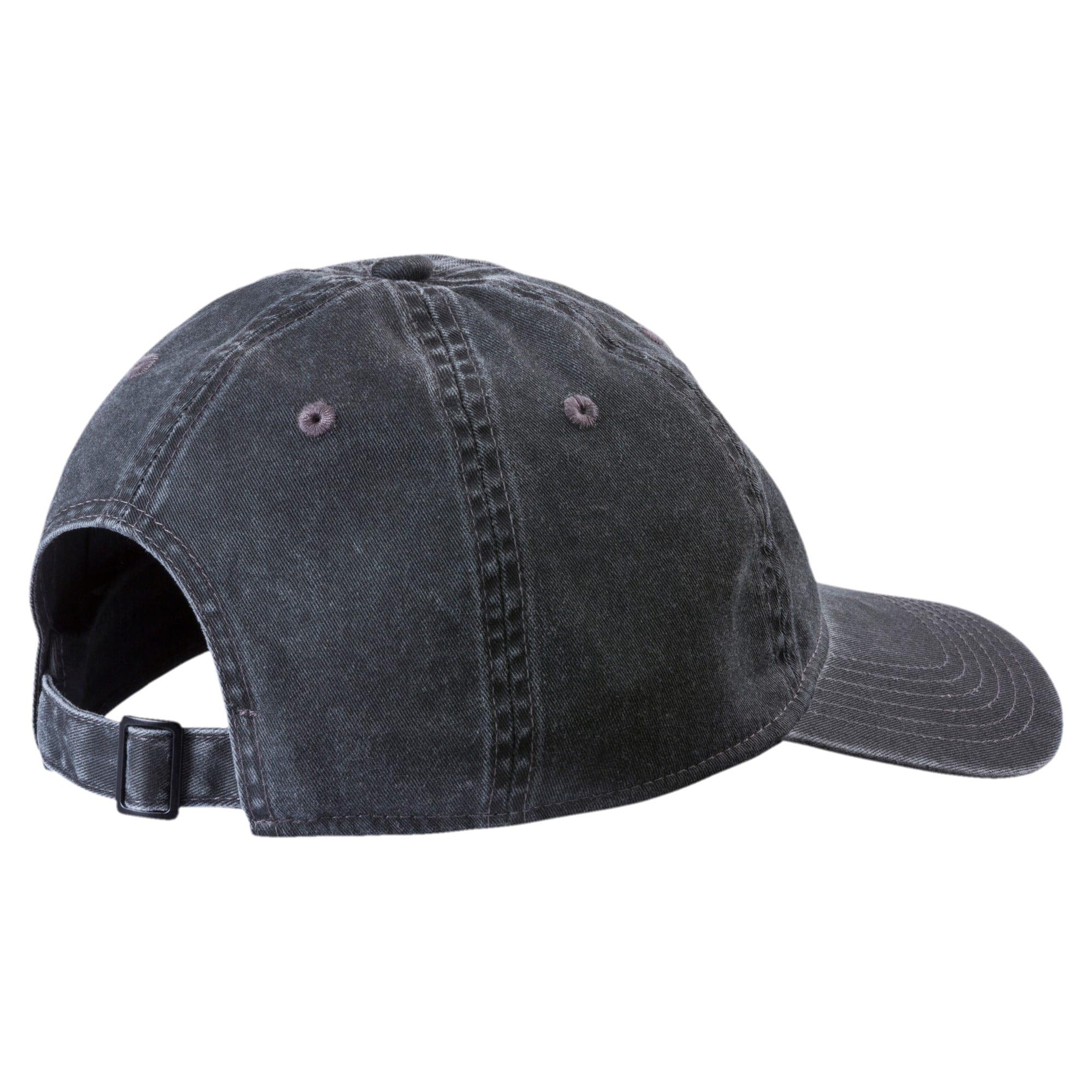 Thumbnail 2 of Archive Baseball Cap, Puma Black, medium