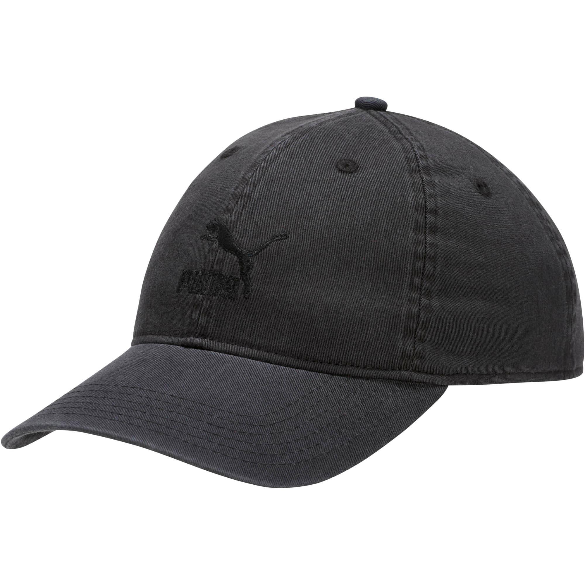 Thumbnail 1 of Archive Baseball Cap, Puma Black, medium