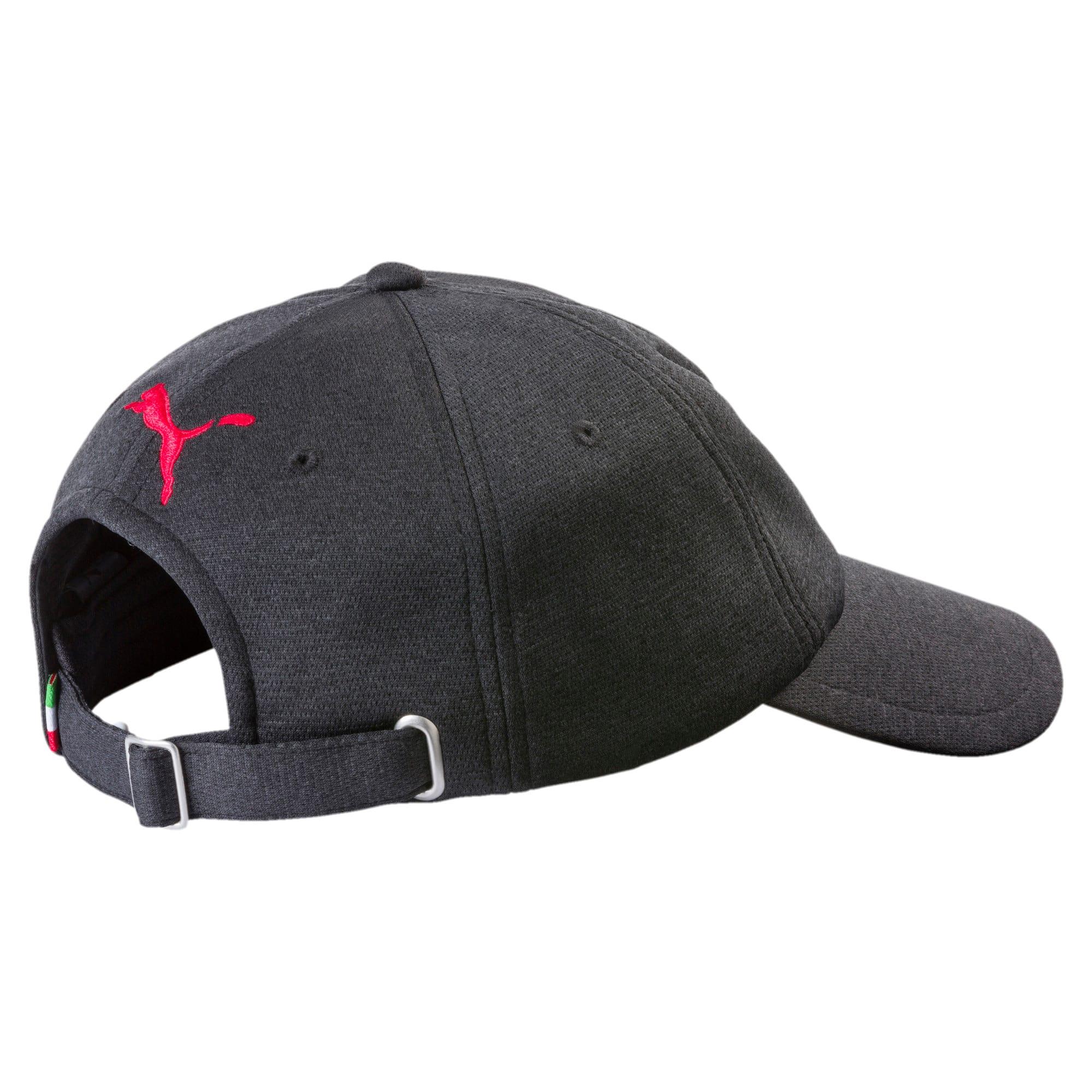 Thumbnail 2 of Ferrari Fanwear Baseball Hat, Puma Black, medium