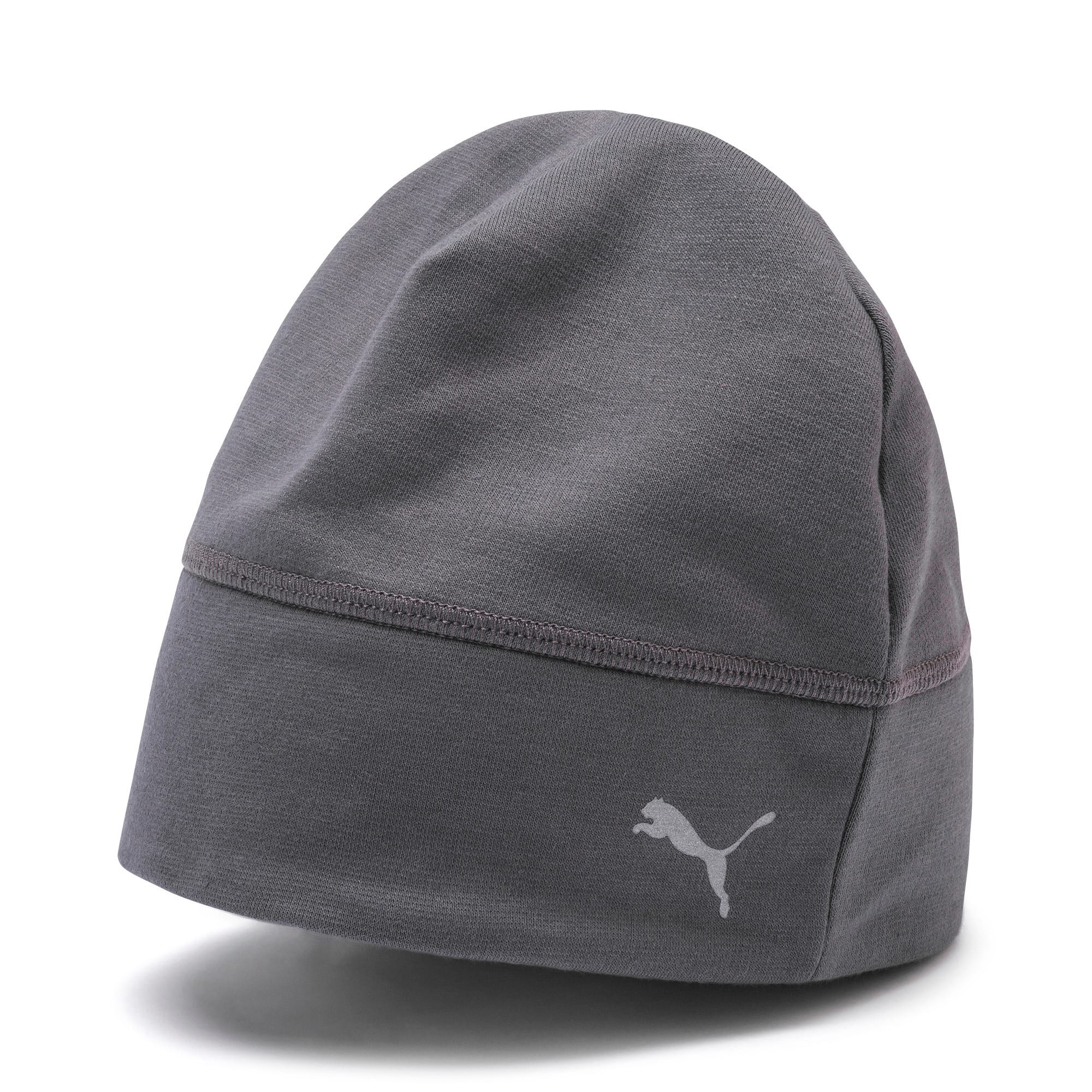 Reflective Running beanie, CASTLEROCK, large
