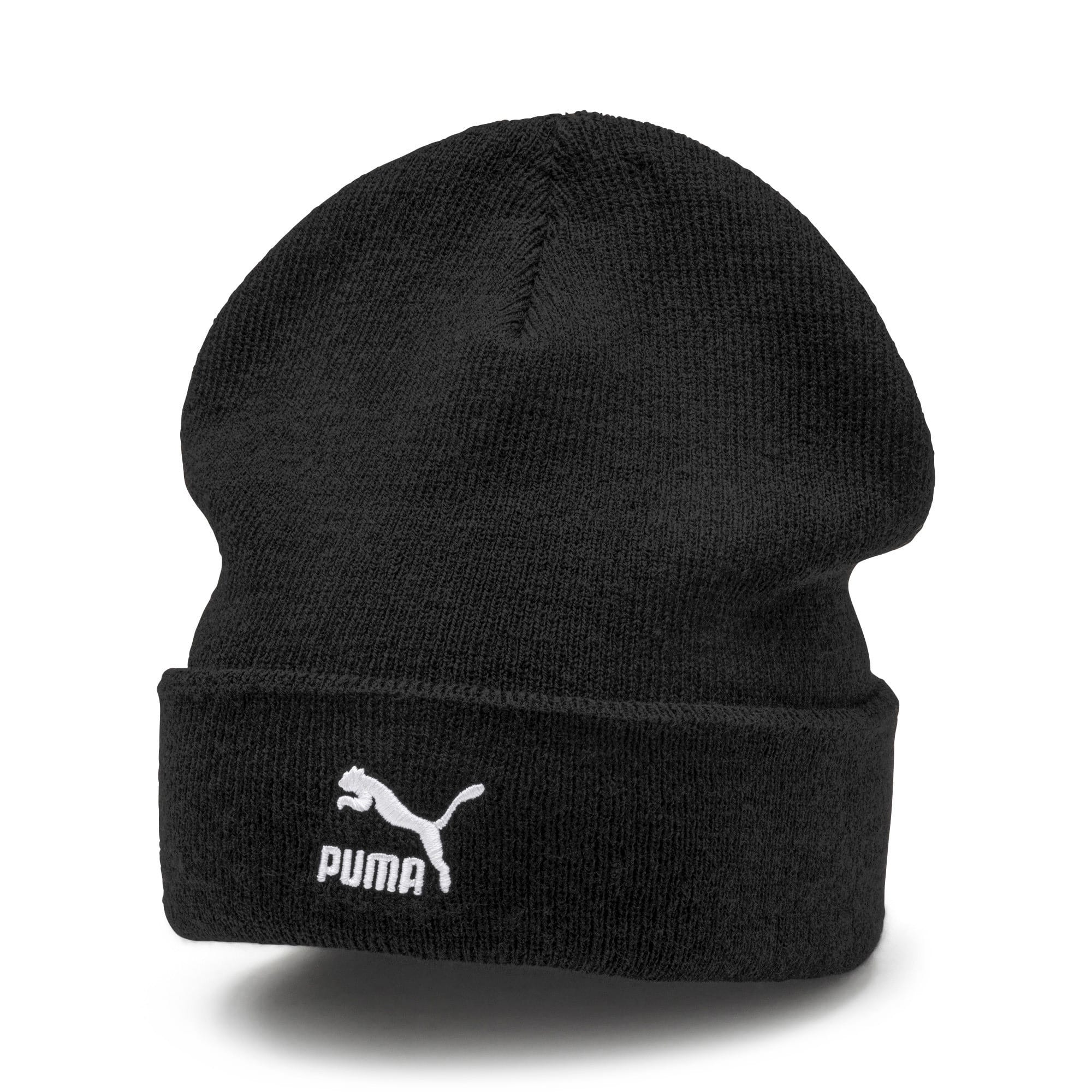 Archive Mid Fit Beanie, Puma Black, large