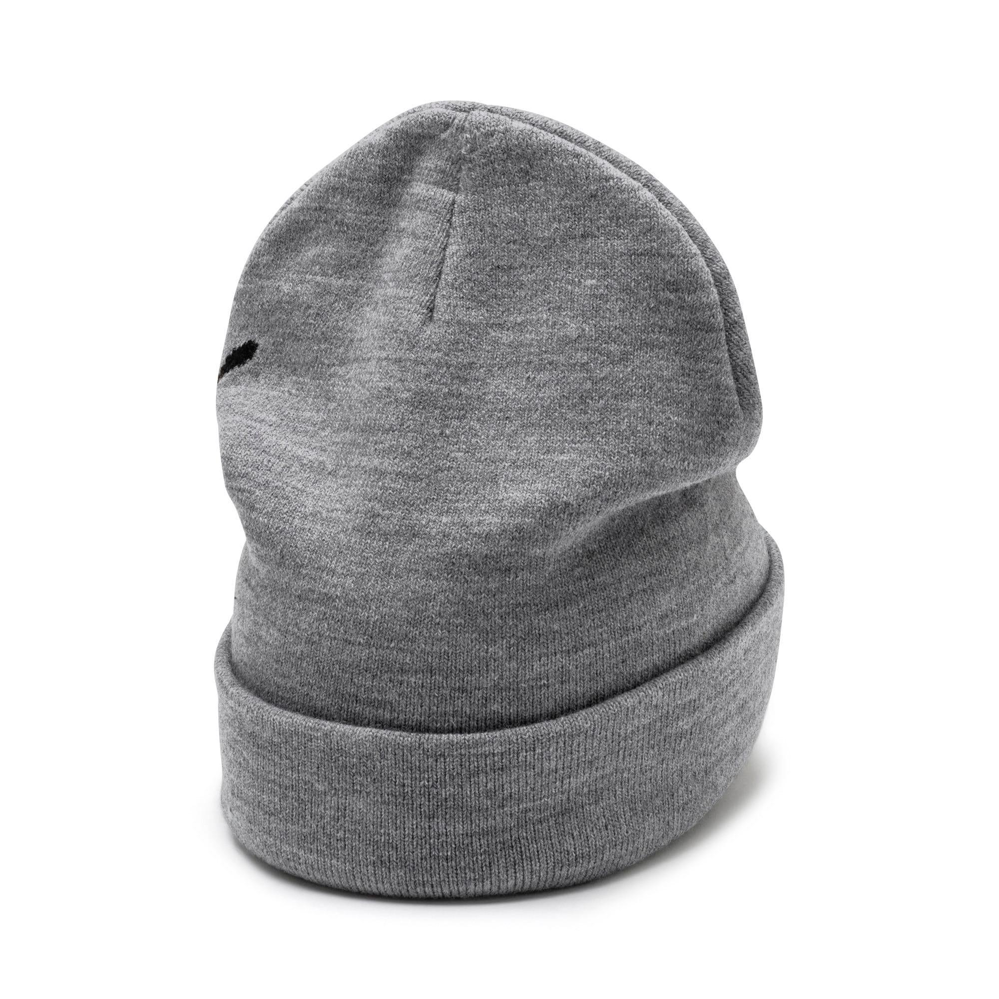 Miniatura 2 de Gorro de lana Archive Logo, Medium Gray Heather, mediano