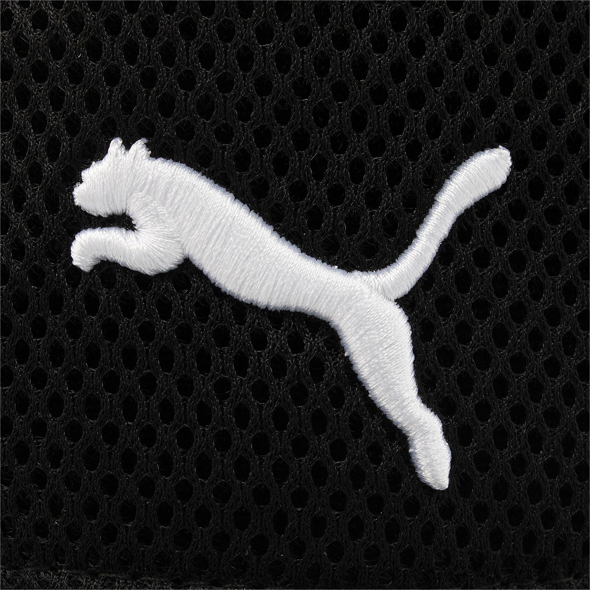 Thumbnail 6 of キッズ トレーニング メッシュ キャップ JR, Puma Black, medium-JPN
