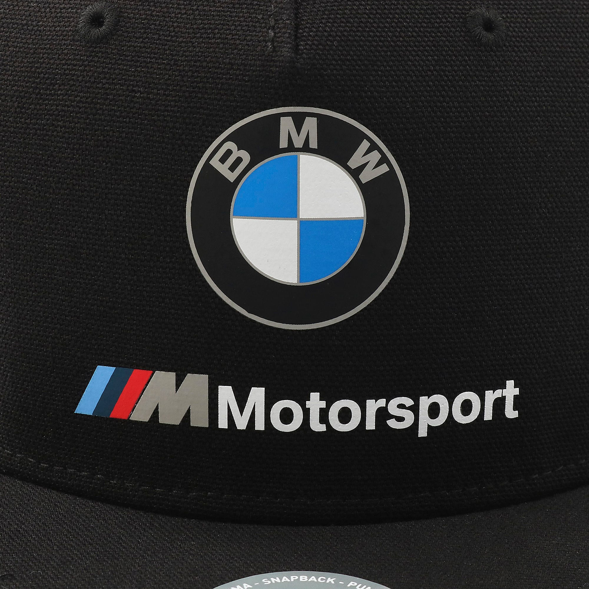 Thumbnail 6 of BMW M モータースポーツ FB キャップ, Puma Black, medium-JPN