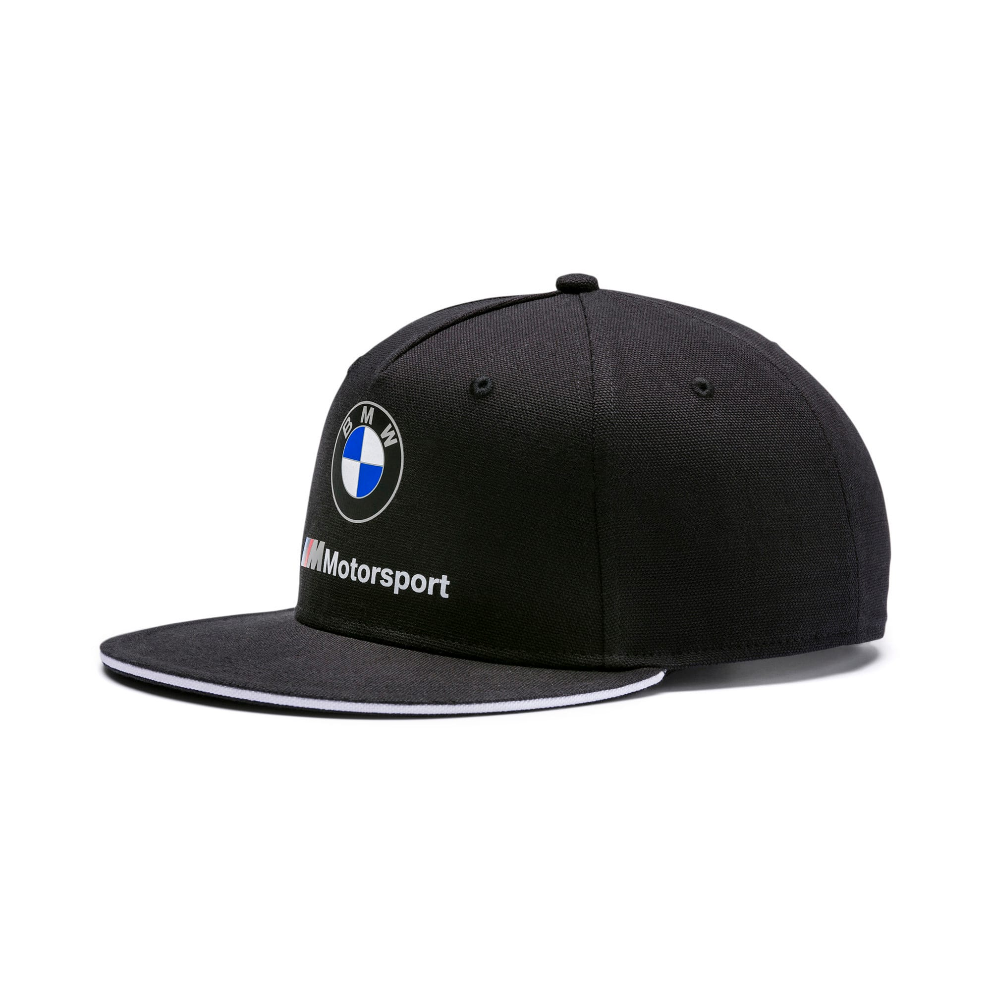 Thumbnail 1 of BMW M モータースポーツ FB キャップ, Puma Black, medium-JPN