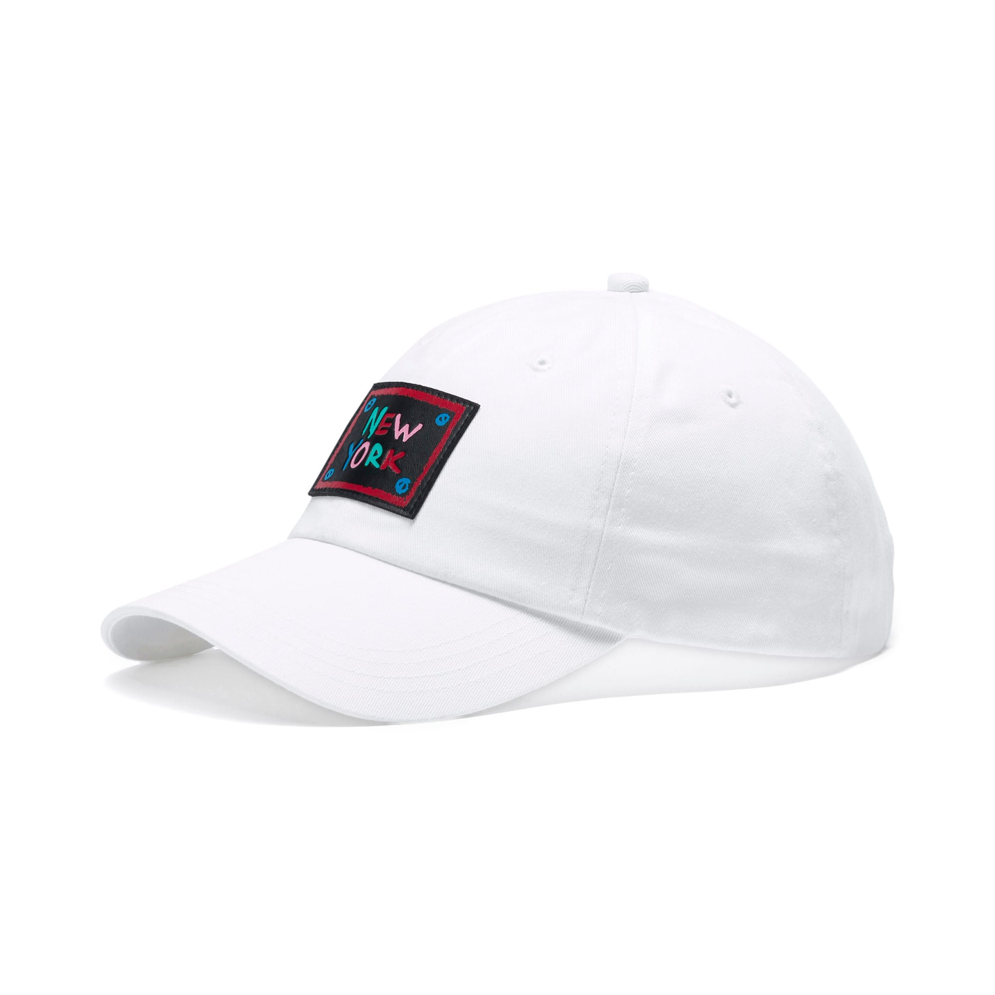 Thumbnail 1 of PUMA x BRADLEY THEODORE Cap, Puma White, medium