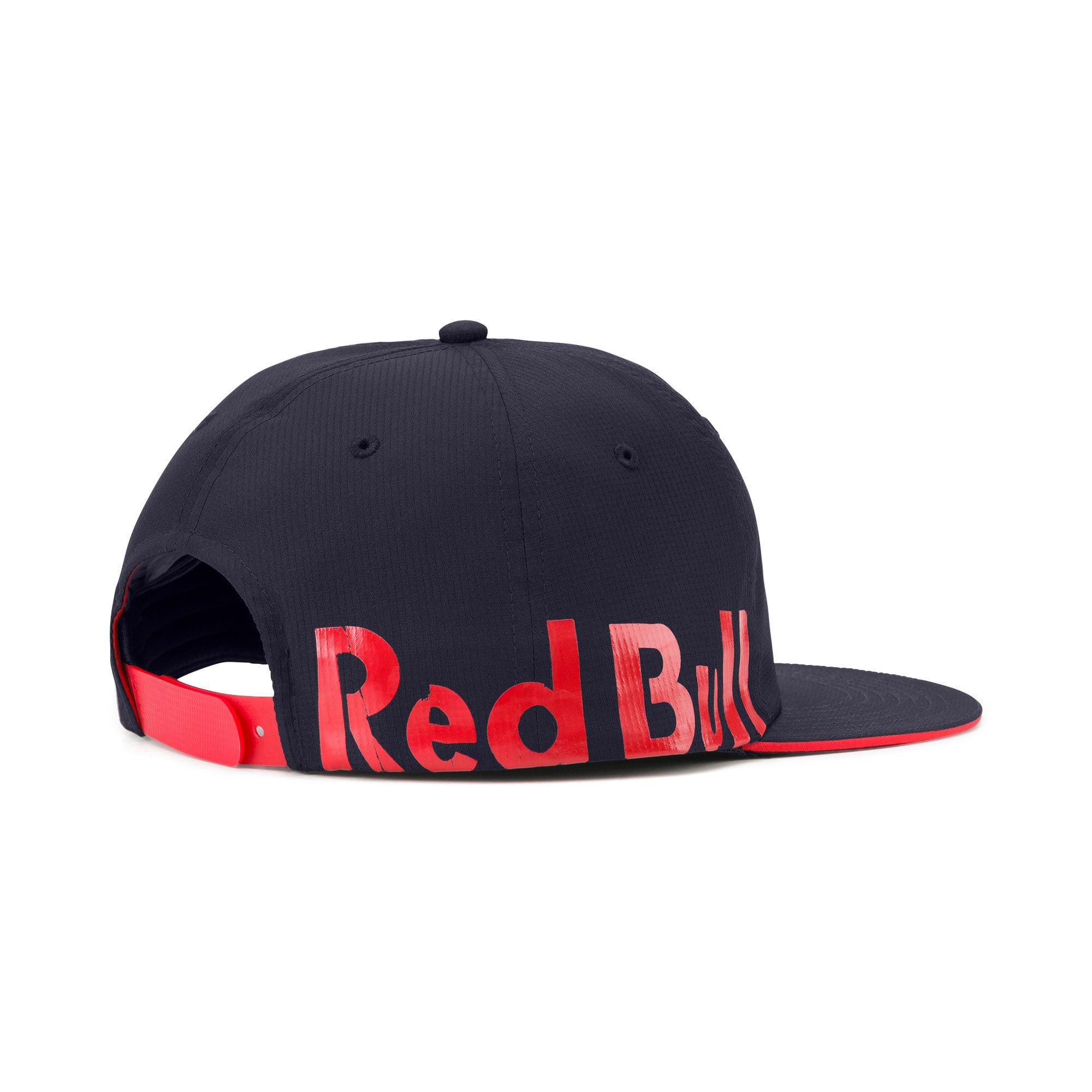 Thumbnail 2 of Red Bull Racing Lifestyle Flatbrim Cap, NIGHT SKY, medium